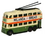 NQ1004  Oxford Diecast -  Glasgow Corporation Transport BUT Trolleybus